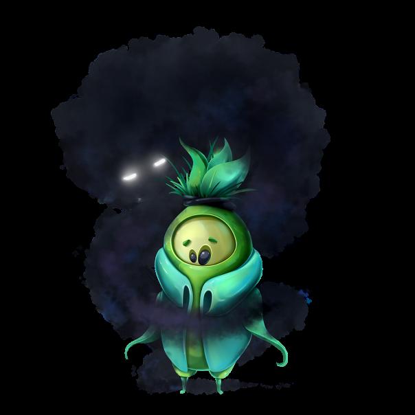Plant&Demon